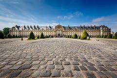 Musée d'histoire de guerre de Les Invalides à Paris images stock