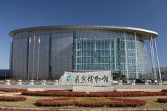 Musée d'histoire naturelle en Chine Photo libre de droits