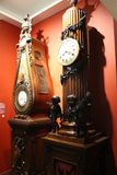 Musée d'horloge, Utrecht Image libre de droits