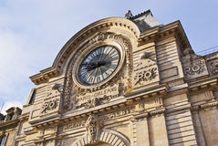 Musée d'Orsay Image stock