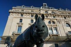 Musée d'Orsay dans des Frances de Paris photos libres de droits