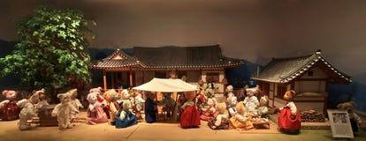 Musée d'ours de nounours de Jeju Photo stock