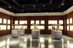 Musée d'ours de nounours en Chine Images stock