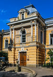 Musée d'Ukrainien de Lesi Image stock