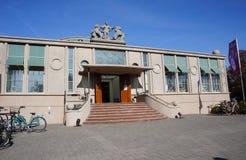 Musée dans Dordrecht, Pays-Bas images libres de droits