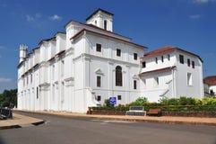 Musée dans vieux Goa, Inde Image stock