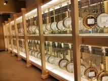 Musée de banjo Images stock