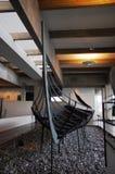 Musée de bateau de Viking à Roskilde, Danemark Images stock