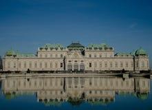 Musée de belvédère de Wien photo libre de droits