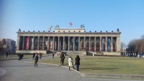 Musée de Berlin en Allemagne Photographie stock