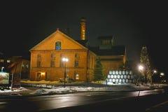 Musée de bière de Sapporo Photos stock