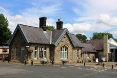 Musée de campagne de vallées, Hawes, North Yorkshire Image stock