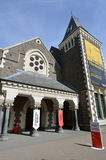 Musée de Cantorbéry, Christchurch - Nouvelle-Zélande Photos libres de droits