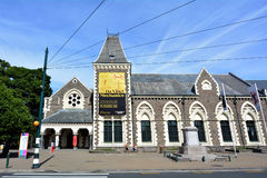 Musée de Cantorbéry, Christchurch - Nouvelle-Zélande Image stock