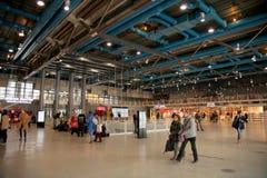 Musée de Centre Pompidou à Paris photographie stock