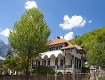 Musée de Cezar Petrescu Images stock