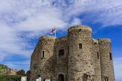 Musée de château de Rye Photo libre de droits
