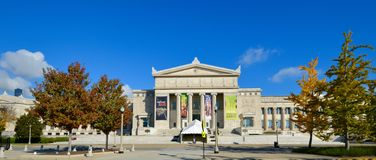 Musée de champ Photographie stock libre de droits