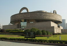 Musée de Changhaï Photos stock