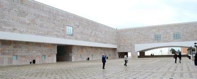 Musée de collection de Berardo, ville de Lisbonne, l'Europe Photographie stock libre de droits