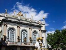 Musée de Dali à Figueres Photo libre de droits