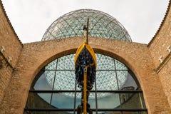 Musée de Dali à Figueres Image stock