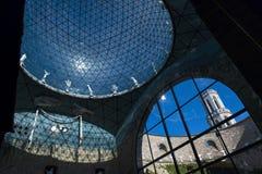 Musée de Dali à Figueres Image libre de droits