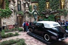 Musée de Dali à Figueres, Espagne Image libre de droits