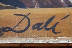 Musée de Dali à Figueres, Espagne Photos libres de droits