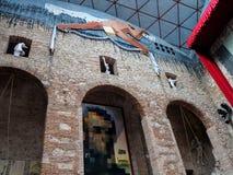 Musée de Dali à Figueres, Espagne Photos stock