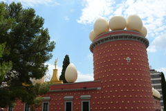 Musée de Dali Photo libre de droits