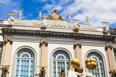 Musée de Dali Image stock