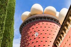 Musée de Dali Images libres de droits