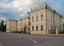 Musée de dentelle dans Vologda Photographie stock libre de droits