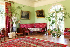 Musée de domaine de Leninskiye Gorki, région de Moscou Photos stock