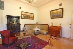 Musée de domaine de Leninskiye Gorki, région de Moscou Photographie stock libre de droits