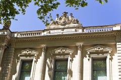 Musée de Fabre photos stock