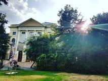 Musée de Grigore Antipa National d'histoire naturelle photographie stock libre de droits