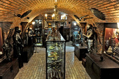 Musée de guerre à Porto de Galinhas photographie stock libre de droits
