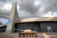Musée de guerre d'Impeial aux quais de Salford, Manchester, U Photographie stock libre de droits