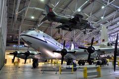 Musée de guerre de Duxford, Angleterre - 21 mars 2012 Musée impérial de guerre de Duxford dans U k image libre de droits