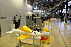 Musée de guerre de Duxford, Angleterre - 21 mars 2012 Musée impérial de guerre de Duxford dans U k photo libre de droits