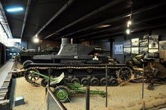 Musée de guerre de Duxford, Angleterre - 21 mars 2012 Musée impérial de guerre de Duxford dans U k photographie stock