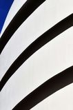 Musée de Guggenheim Images libres de droits
