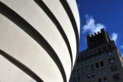 Musée de Guggenheim Image stock