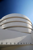 Musée de Guggenheim, New York Photographie stock libre de droits
