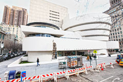 Musée de Guggenheim, New York City Photos stock