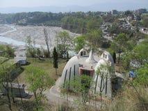 Musée de Gurung, Pokhara, Népal Photos libres de droits