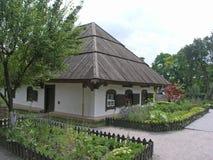 Musée de Kotliarevsky à Poltava image libre de droits