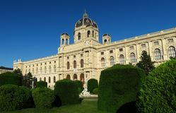 Musée de Kunsthistorisches des beaux-arts à Vienne, Autriche Images libres de droits